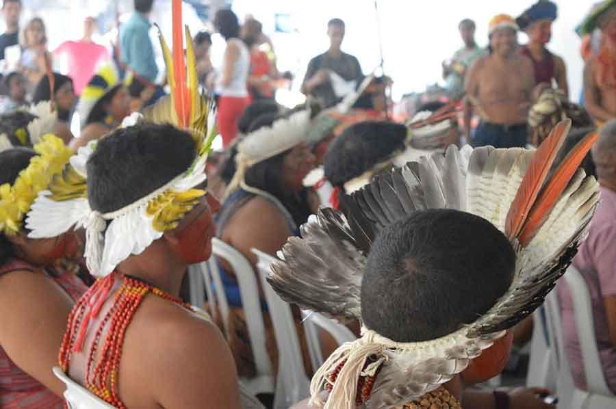Reunião de Índios